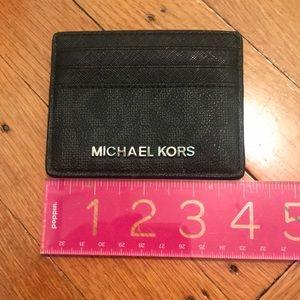 Michael Kors Bags - Michael Kors Card Holder Wallet